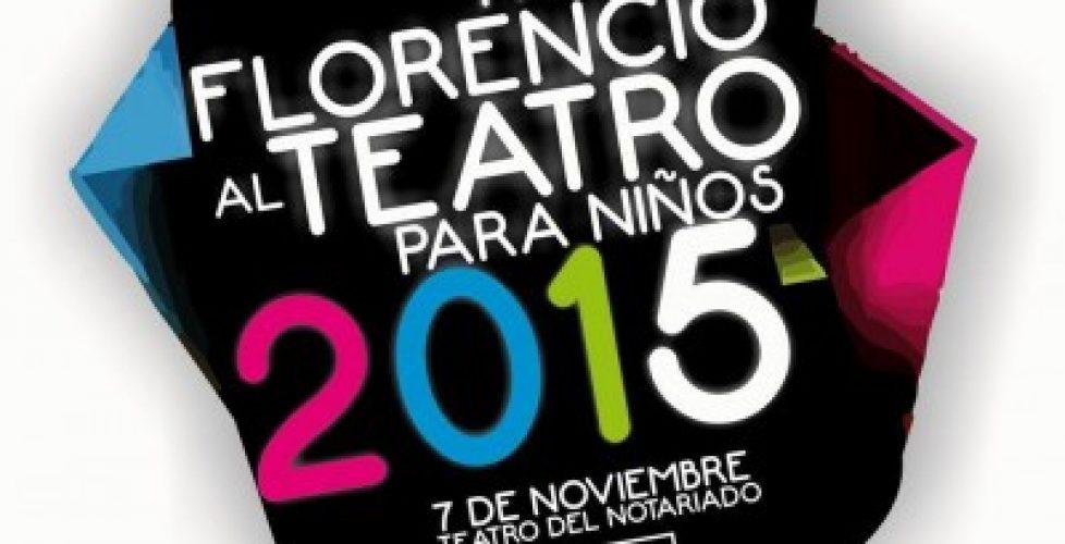 Partícipe del Premio a los Premios Florencio 2015
