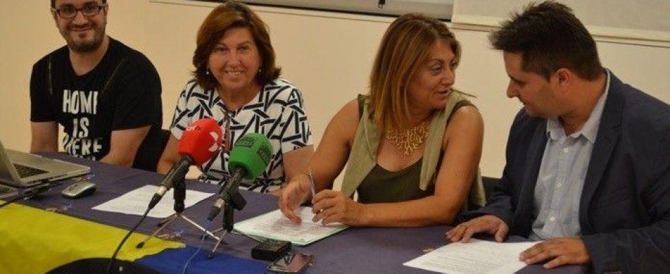 Rueda de Prensa en Valladolid Semana Renacentista