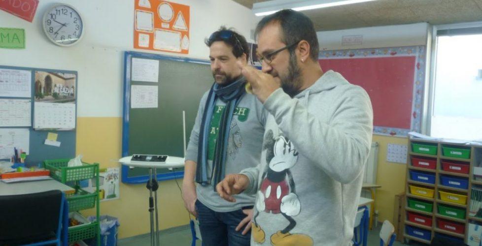 Programa Mentor: Escuela Francisco Pino