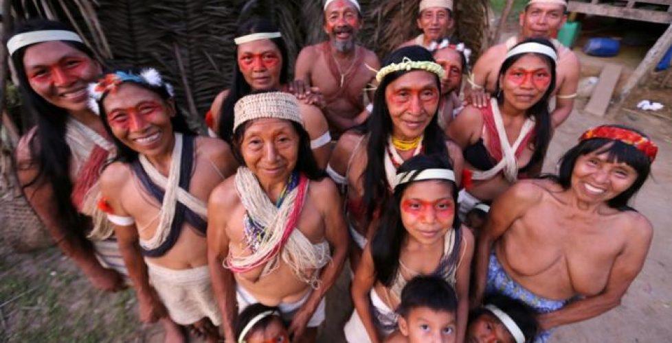 Amazonas: Waorani Guardianas de la Amazonía